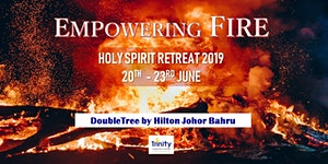 Holy Spirit Retreat 2019:  Empowering Fire