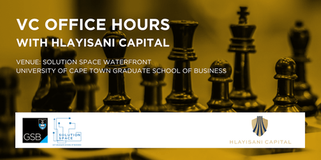 VC Office Hours with Hlayisani Capital tickets