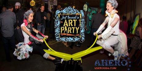 Art Party X 4AHERO tickets