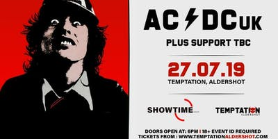 ACDC UK at TemptationI I Aldershot