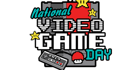 2019 Video Game Day 1 Mile, 5K, 10K, 13.1, 26.2 - Topeka tickets