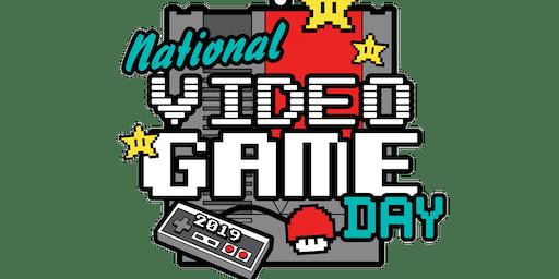 2019 Video Game Day 1 Mile, 5K, 10K, 13.1, 26.2 - Topeka
