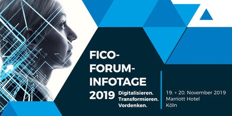 FICO-Forum-Infotage 2019 Tickets