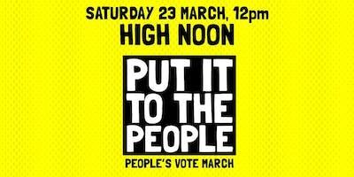 Put It To The People (Hereford/Ledbury pickup)