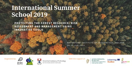 International Summer School: Tools for Protecting Forest Resources