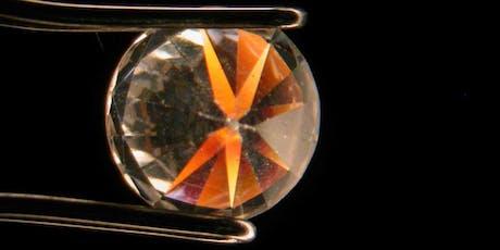 Introduction to Diamond Simulants tickets