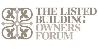 Constructive Conservation: Listed Building Owners' and Agents' Forum 2019