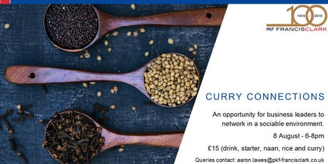 Curry Connections - India Cottage, Ringwood tickets