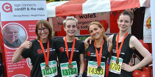 Cardiff Half Marathon 2019 (Team Age Connects)