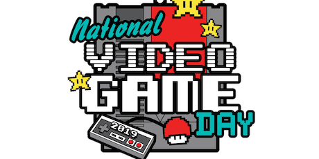 2019 Video Game Day 1 Mile, 5K, 10K, 13.1, 26.2 - Birmingham tickets