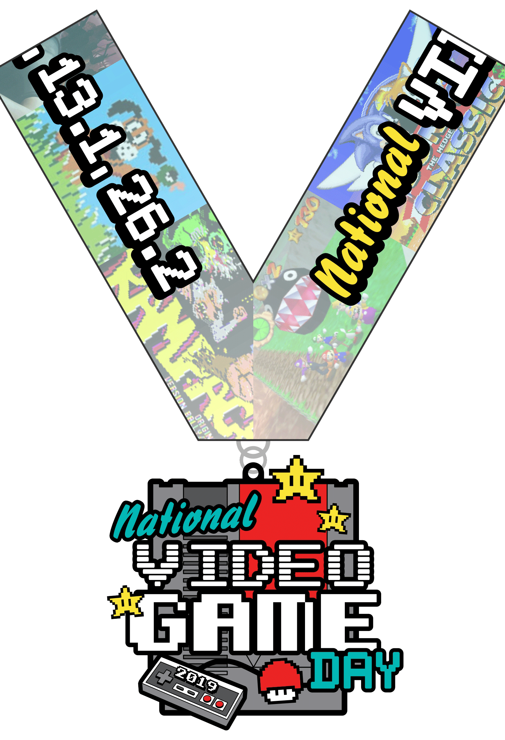2019 Video Game Day 1 Mile, 5K, 10K, 13.1, 26.2 - Scottsdale