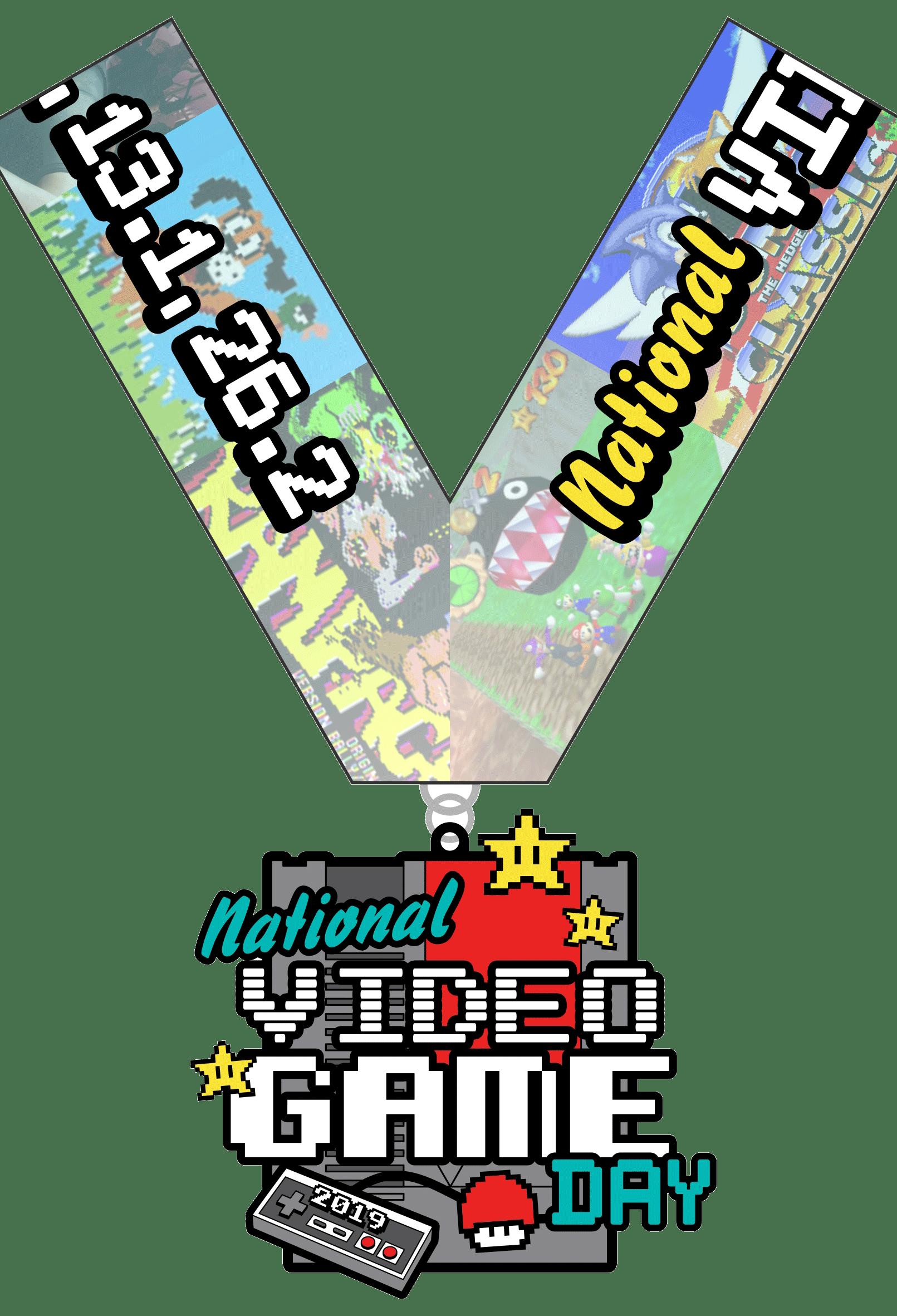 2019 Video Game Day 1 Mile, 5K, 10K, 13.1, 26.2 - Tucson