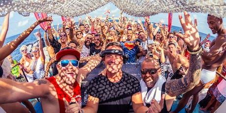 Oceanbeat Ibiza boat party entradas