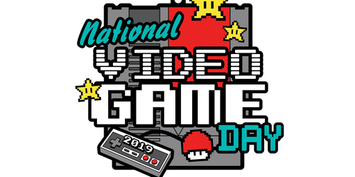 2019 Video Game Day 1 Mile, 5K, 10K, 13.1, 26.2 - Sacramento
