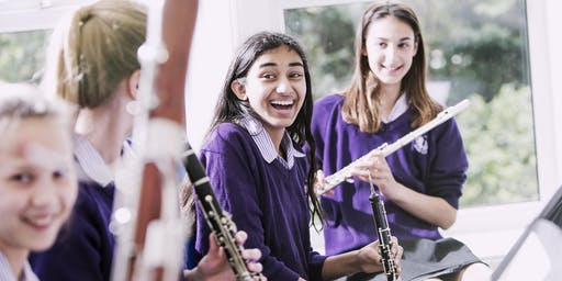 Senior School Open Day (11+): Monday 14 October - 2.15pm