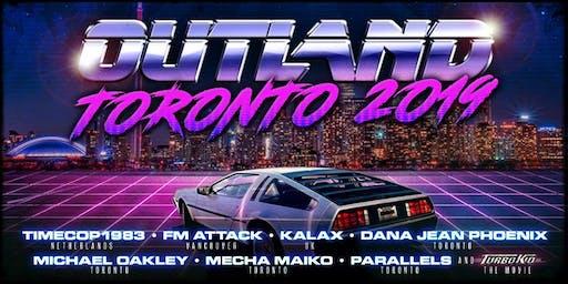 Outland Toronto 2019 | Retrowave Festival