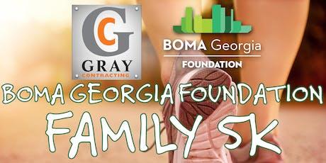 Foundation Family 5K tickets