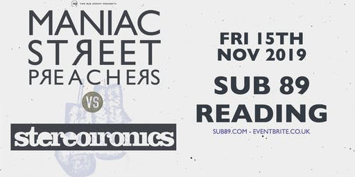 Maniac Street Preachers vs Stereoironics (Sub89, Reading)