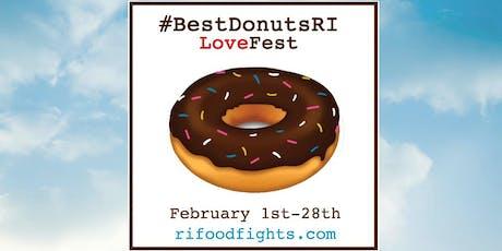 #BestDonutsRI LoveFest 2020 tickets