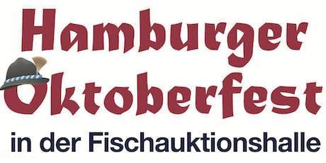 Hamburger Oktoberfest, Freitag 11. Oktober 2019 Tickets