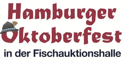 Hamburger Oktoberfest, Samstag 12. Oktober 2019