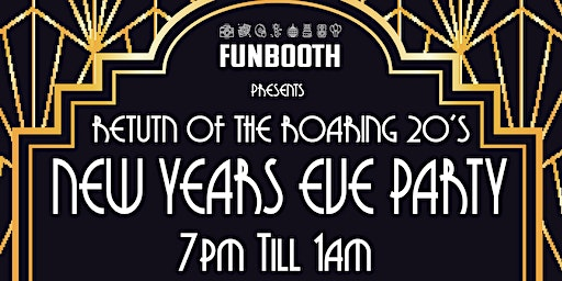 The Return of the Roaring 20's - New Years Eve Party