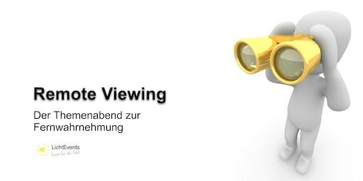 Remote Viewing - Hintergründe und Funktionsweise - Mit Manfred Jelinski