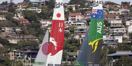 SailGP at Cowes tickets