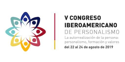 V Congreso Iberoamericano de Personalismo