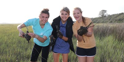 2019 Adventures in the Estuary Summer Camp - Overnight Conservation Camp (13-15yr)