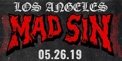 MAD SIN in LOS ANGELES