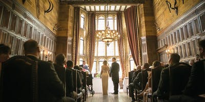 Wedding Fair at Highgate House, Northamptonshire