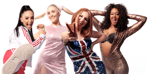 Spice Girls Tribute Evening - Viva 4 Ever