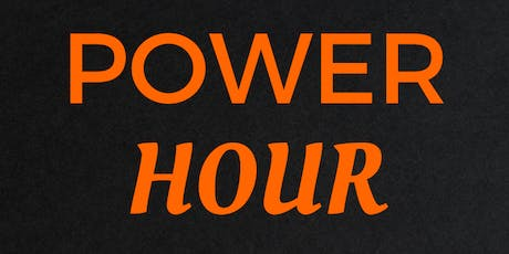 Sales Power Hour tickets
