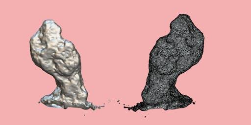 digital | visual | cultural 3: 'models, volume, and 3D visualisation'