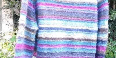 Creative Knit Workshop - Jumper/Cardi!