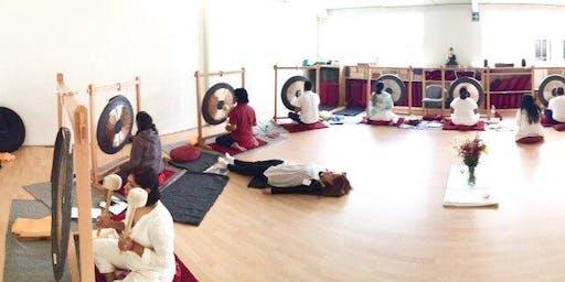 Formación Profesional de Gong: El poder del Sonido