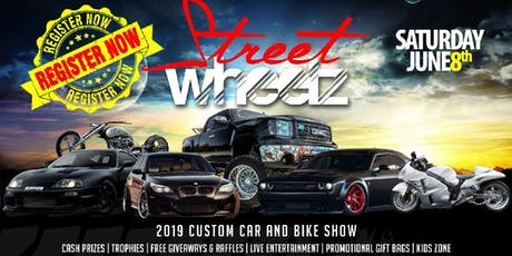 Street Wheels  tickets