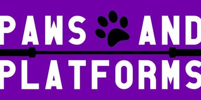 Fourth Annual Paws and Platforms meet