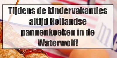 Hollandse Pannenkoeken in de Schoolvakanties in de