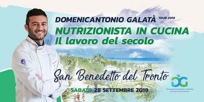 NUTRIZIONISTA IN CUCINA: IL LAVORO DEL SECOLO a San Benedetto del Tronto