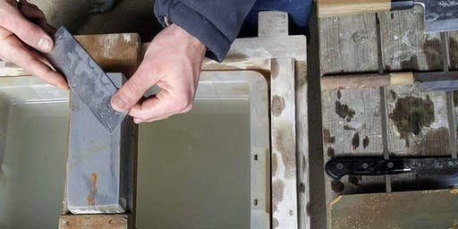 Japanese Whetstone Sharpening Workshop