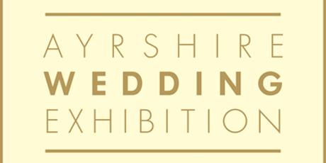Ayrshire Wedding Exhibition  tickets
