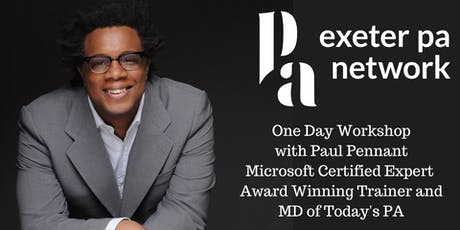 One Day Word/Excel/Powerpoint Masterclass with Paul Pennant - Exeter tickets