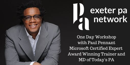 One Day Word/Excel/Powerpoint Masterclass with Paul Pennant - Exeter