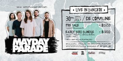 Skesh Entertainment Presents Mayday Parade Live In
