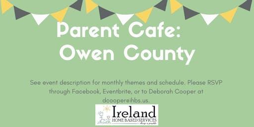 Parent Cafe: Owen County
