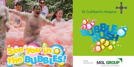 Durham Bubble Rush 2019  tickets