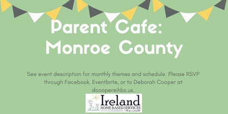 Parent Cafe: Monroe County tickets