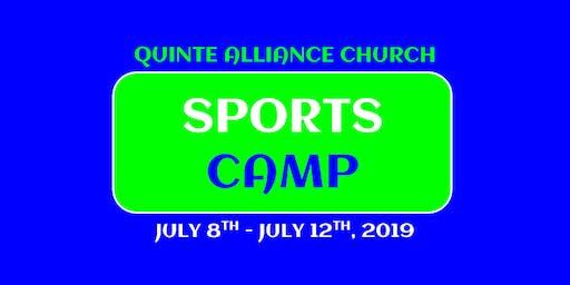 Sports Camp 2019